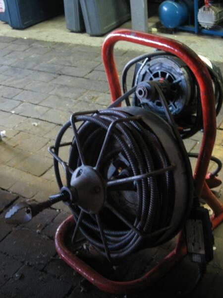 U Rent It Plumbing Repair Sewer Snake Drain Clog Grand